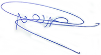 shiri gordon signature