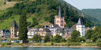 שייט נהרות בנהר הריין