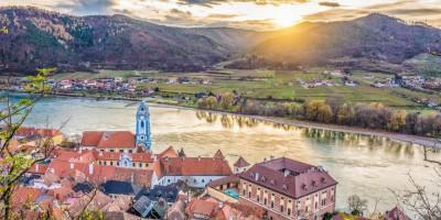 שייט נהרות באוסטריה