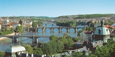 שייט נהרות בצ'כיה