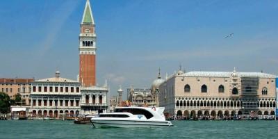 שייט תעלות עצמאי באיטליה