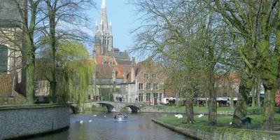 שייט נהרות בבלגיה
