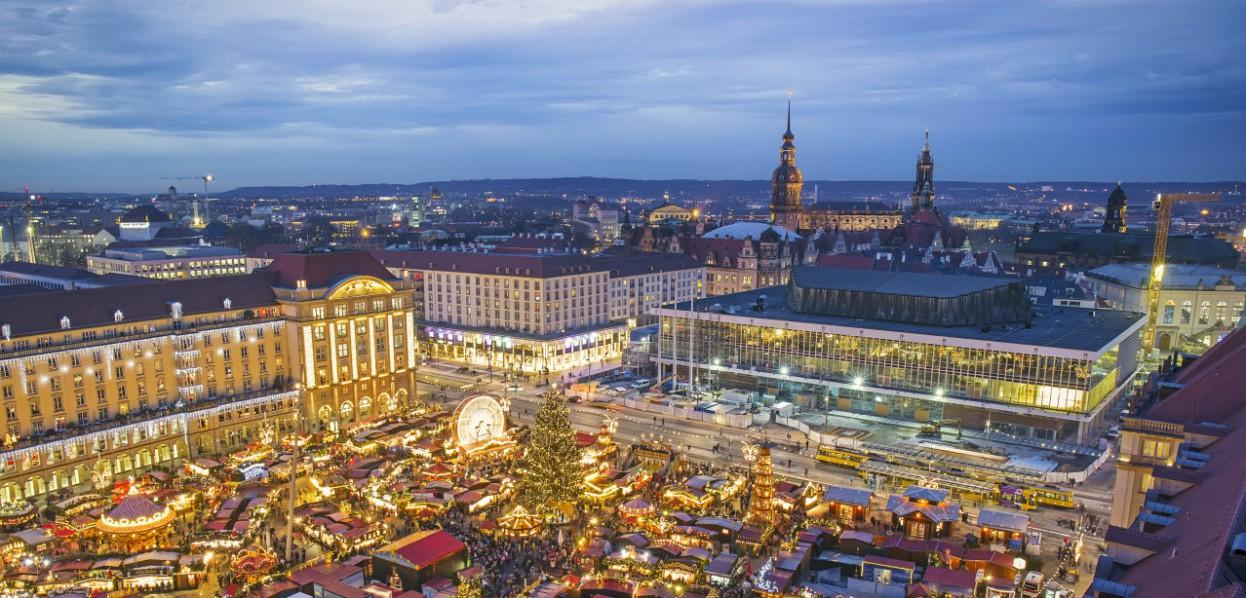 חגיגות שווקי חג המולד על נהר הריין