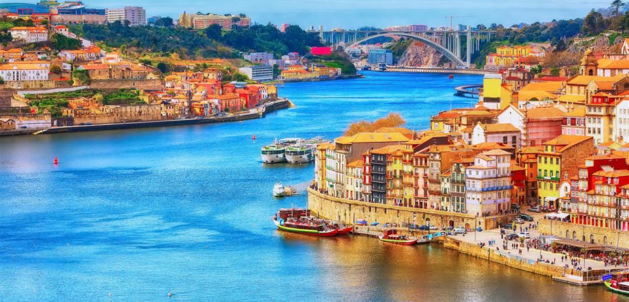 פורטוגל ושייט על נהר הזהב, הדואורו