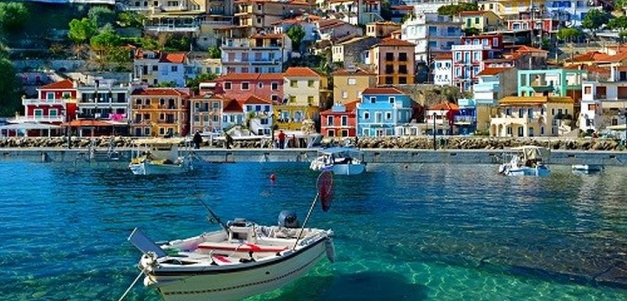 שייט באיי יוון