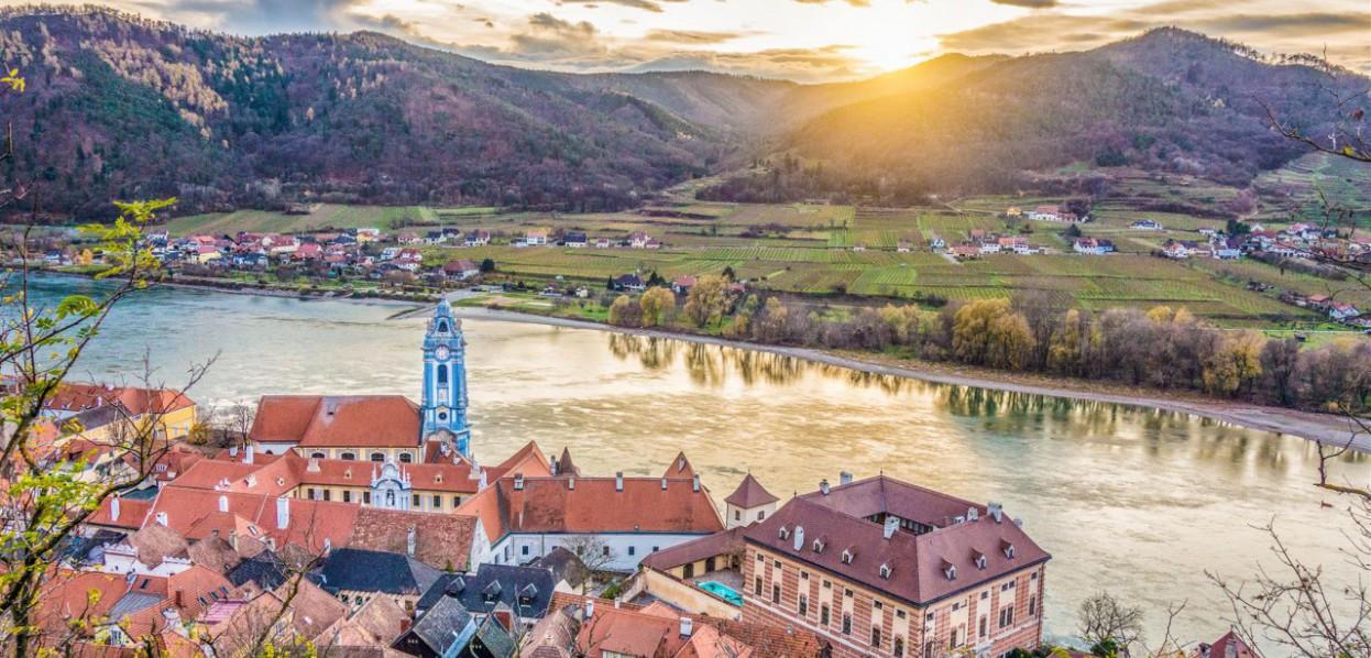 שייט נהרות - אוסטריה