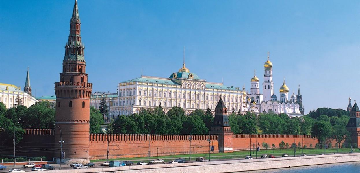 שייט נהרות - רוסיה