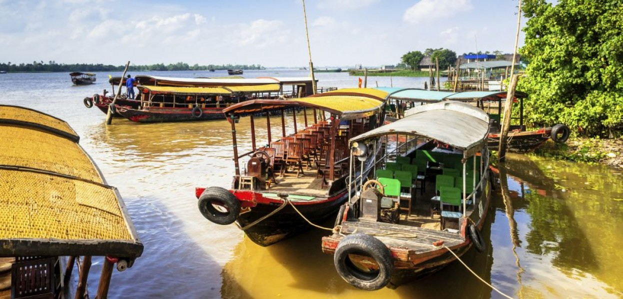שייט אקזוטי - קמבודיה