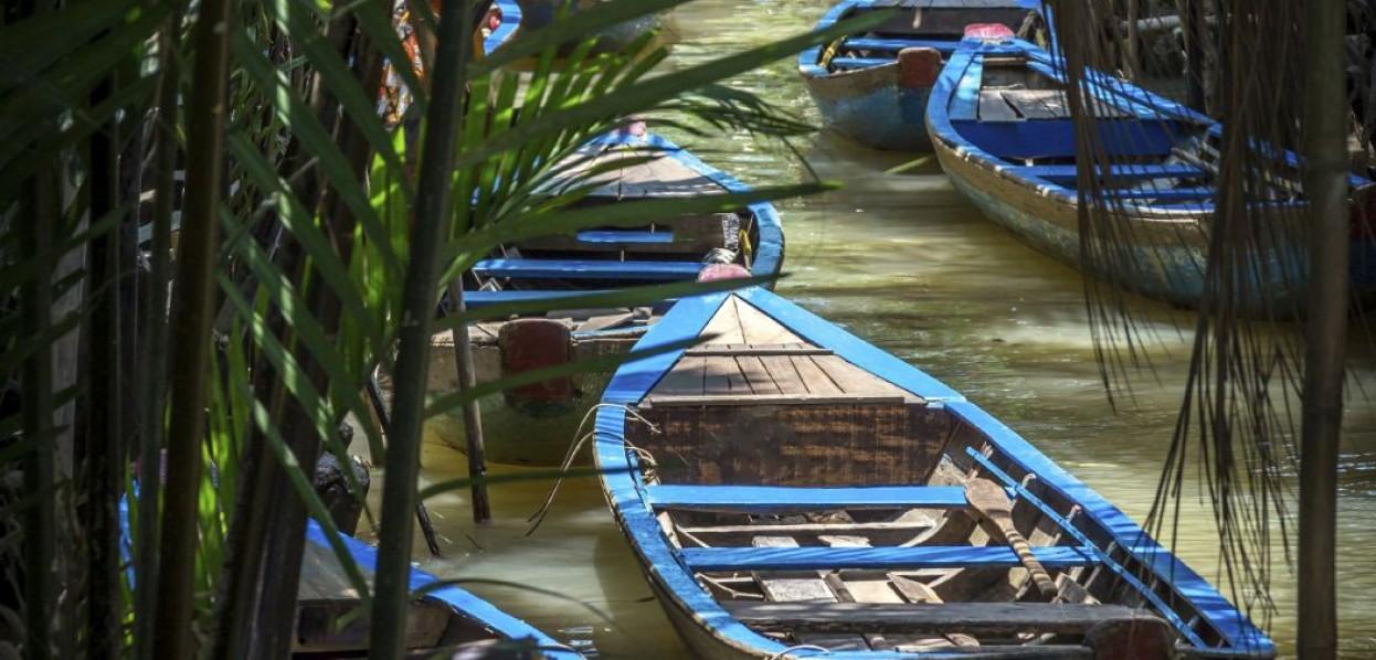 שייט אקזוטי - נהר המקונג