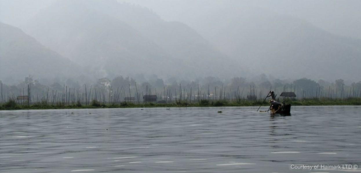 שייט אקזוטי - נהר האיראוואדי