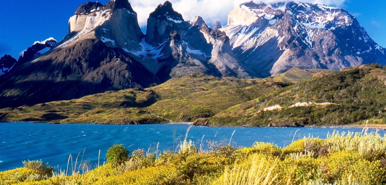 שייט בים - צ'ילה