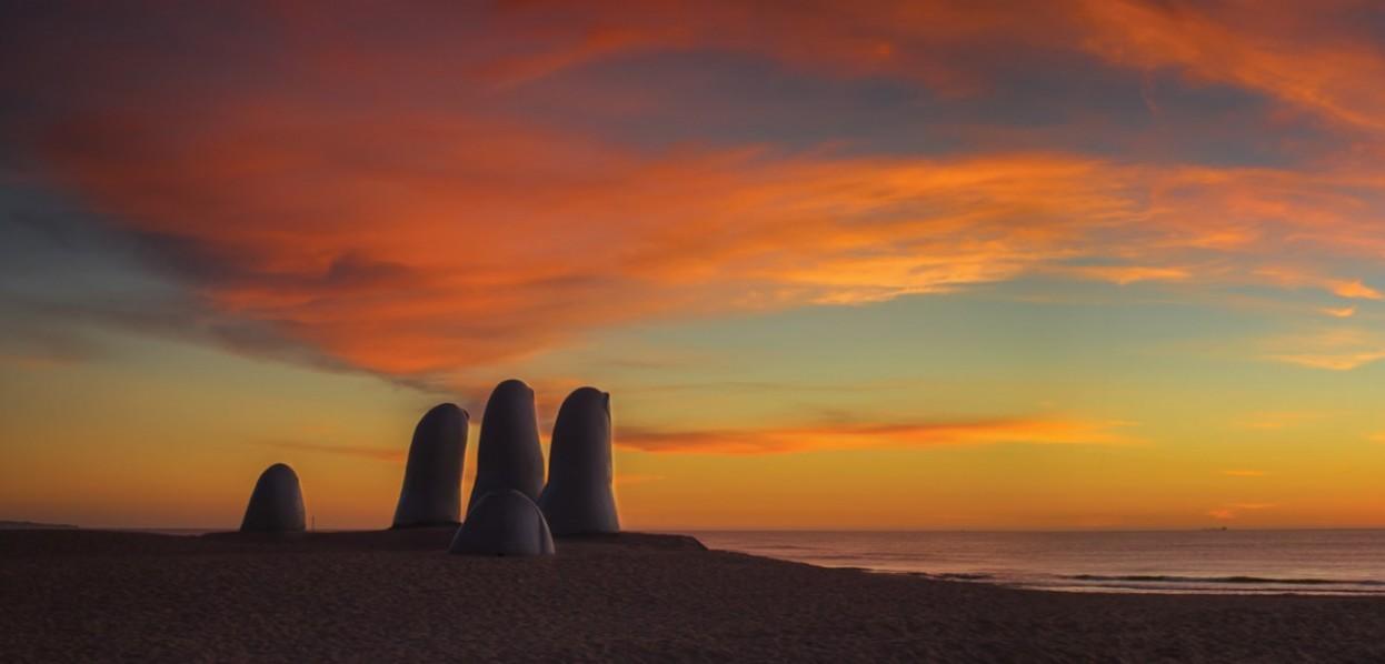 שייט בים - אורוגוואי