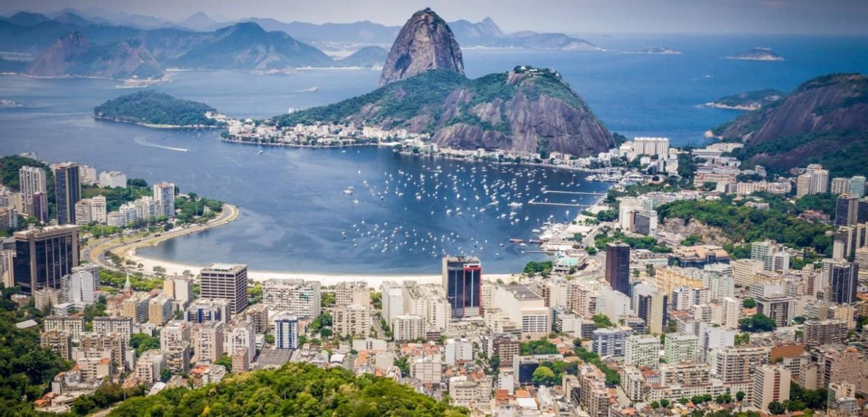 שייט בים - ברזיל