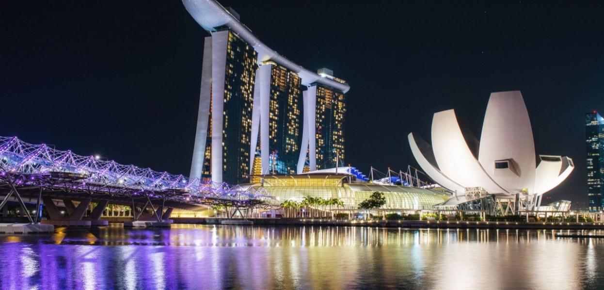 שייט בים - סינגפור