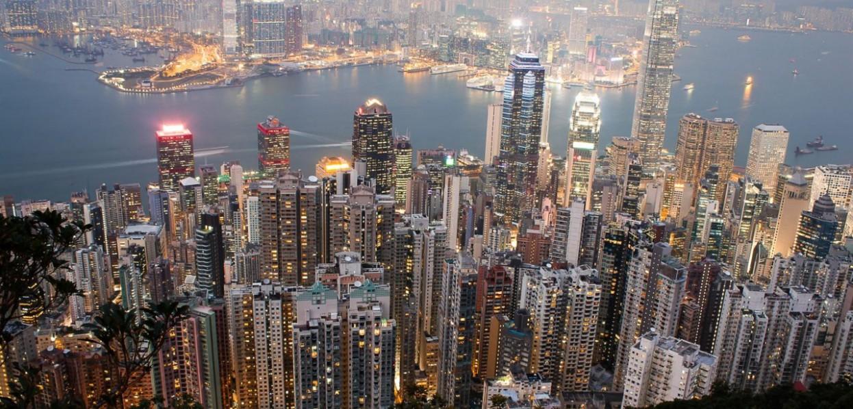 שייט בים - הונג קונג