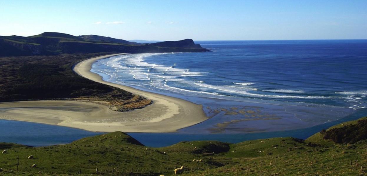 שייט בים - ניו זילנד