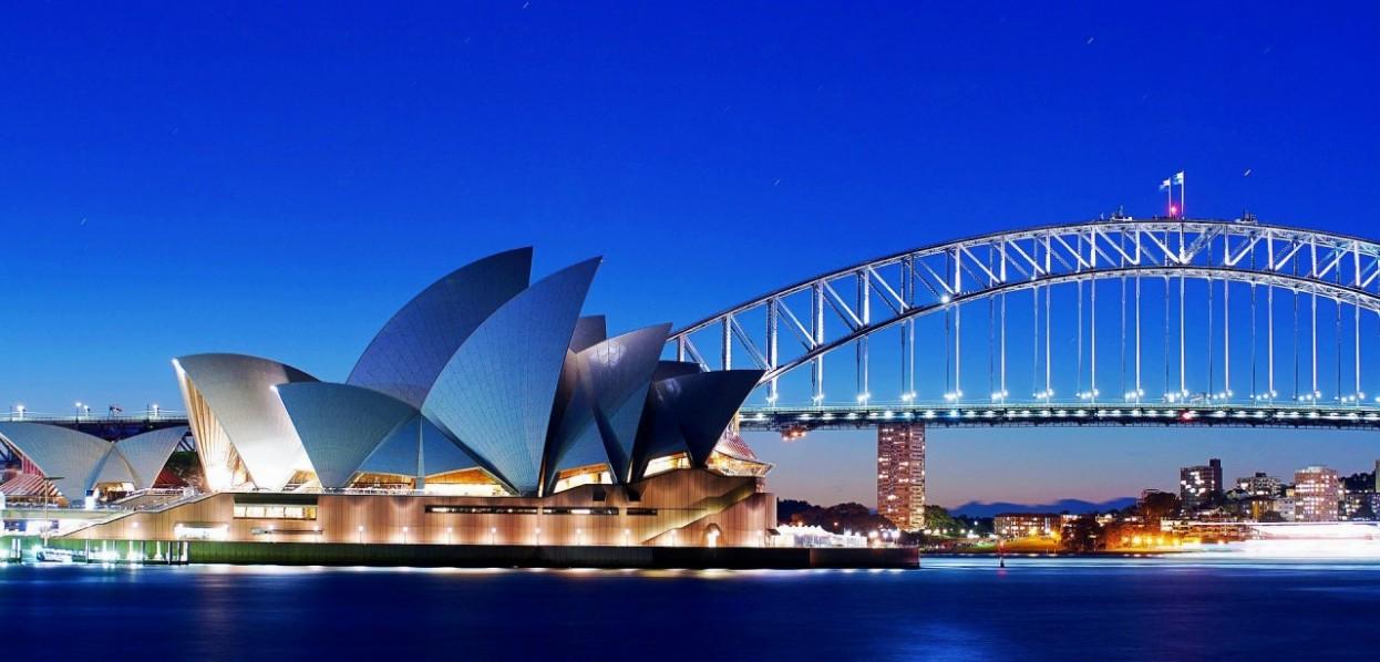 שייט בים - אוסטרליה