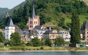 טירות לאורך הריין