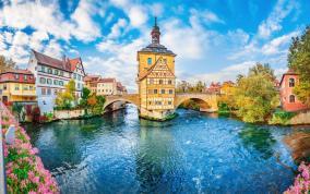 סתיו קלאסי על נהרות אירופה