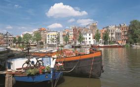 מסע שייט מרתק בנהרות הולנד ובלגיה
