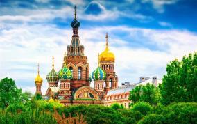 שייט בעקבות הצארים של רוסיה
