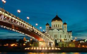 מסע שייט מרתק על נהר הוולגה ממוסקבה לסנט פטרסבורג