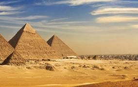 שייט על הנילוס אל מקדשי מצרים
