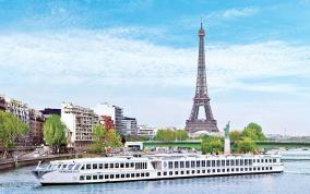 פריז וחופי נורמנדי