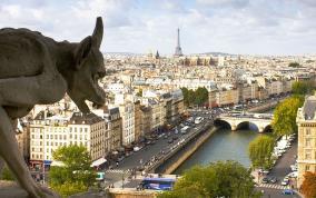 פריז ואוצרות נהר הסיין