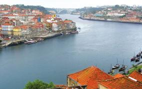 פורטוגל, ספרד ועמק נהר הדואורו