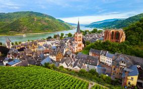 מאלזס לורן לצפון בוואריה - שייט שלושת הנהרות