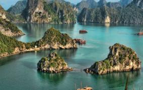 שייט לאורך המקונג - וייטנאם וקמבודיה