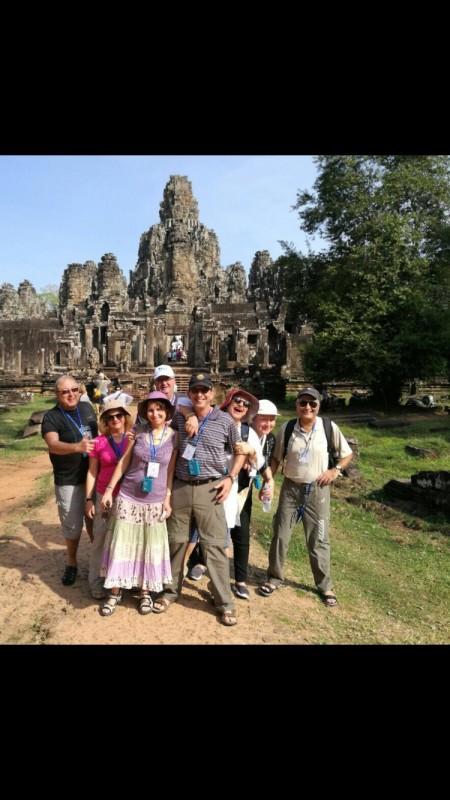 תמונת גלריה שייט נהרות ויאטנם קמבודיה