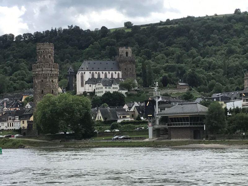 שייט על נהר הריין הקסום, מכתבי לקוחות